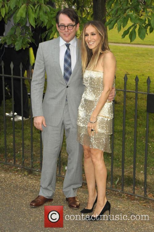 Matthew Broderick and Sarah Jessica Parker 11
