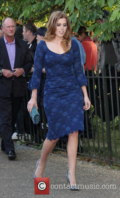 princess beatrice the serpentine gallery summer party 3736728
