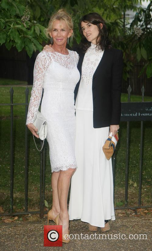 Trudie Styler, Bella Freud, Serpentine Gallery