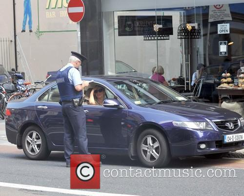 Vogue McFadden stopped by police