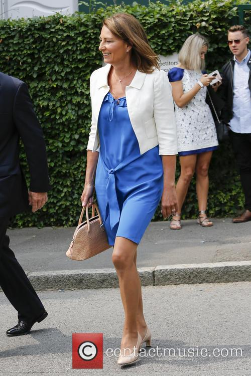 Wimbledon, Carole Middleton and Tennis 6