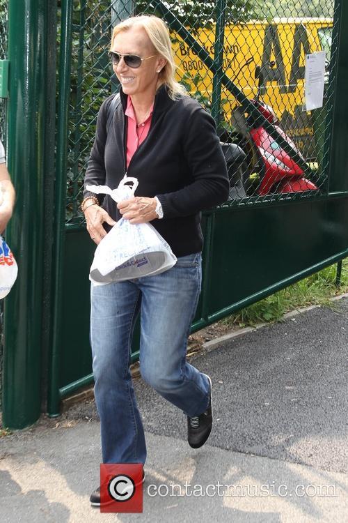 Martina Navratilova 4