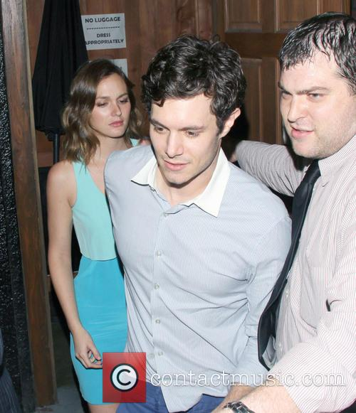 Leighton Meester and Adam Brody 6