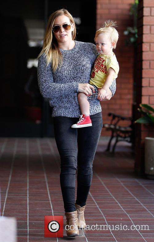 hilary duff hilary duff going mommy and 3736252