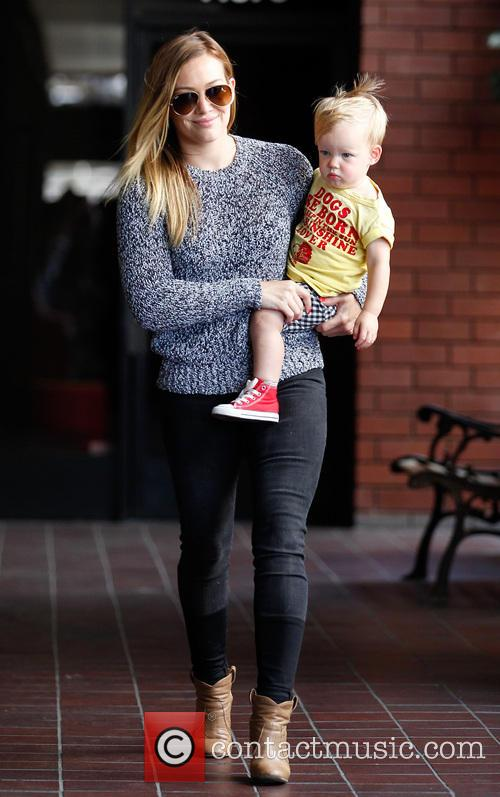 hilary duff hilary duff going mommy and 3736253
