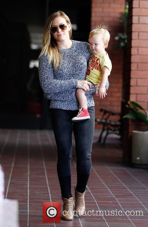 hilary duff hilary duff going mommy and 3736263