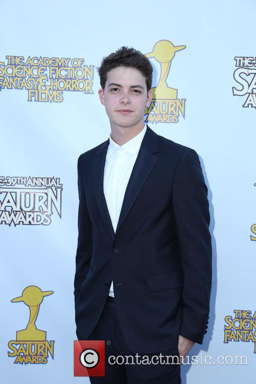 Israel Broussard, Saturn Awards