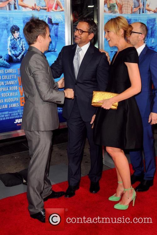 Sam Rockwell, Steve Carell and Toni Collette 3