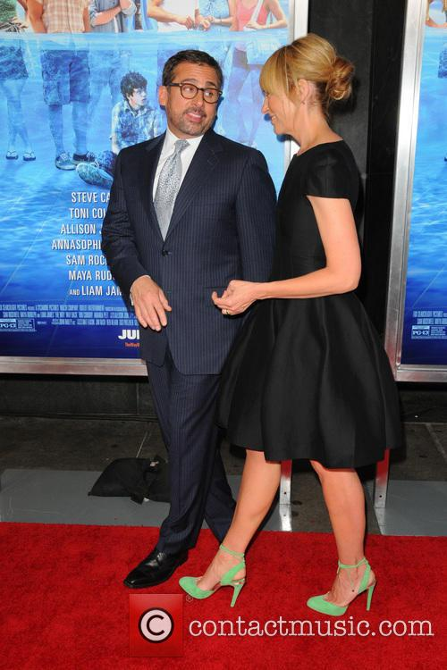 Steve Carell and Toni Collette 3