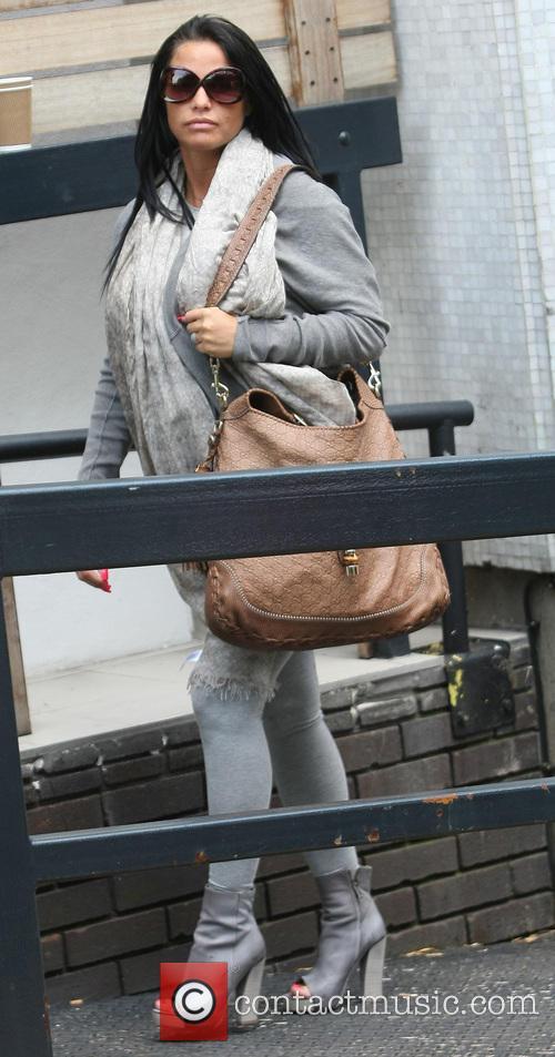 Katie Price, ITV studios