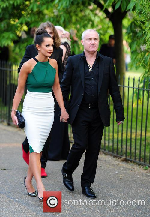DAMIEN HIRST and ROXIE NAFOUSI 1