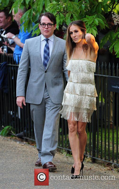 Matthew Broderick and Sarah Jessica Parker 1