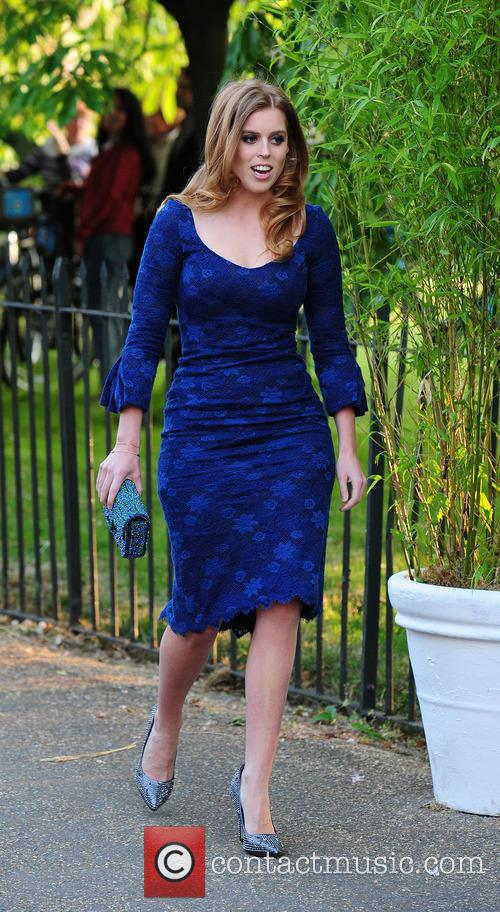 princess beatrice the serpentine gallery summer party 3737319