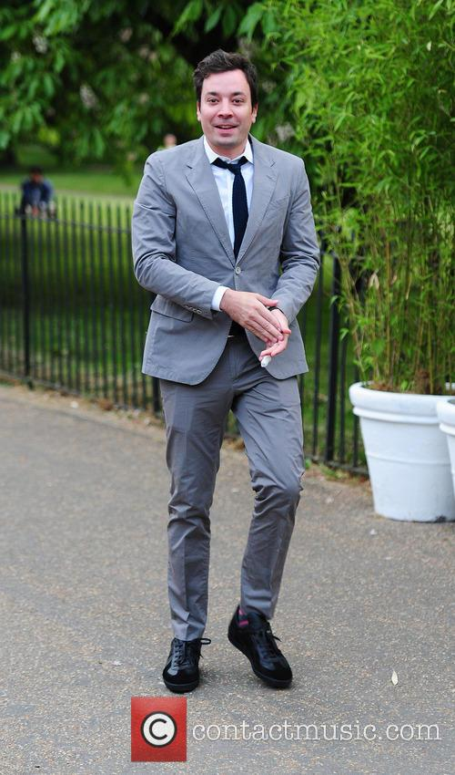 Jimmy Fallon, Serpentine Gallery Summer Party