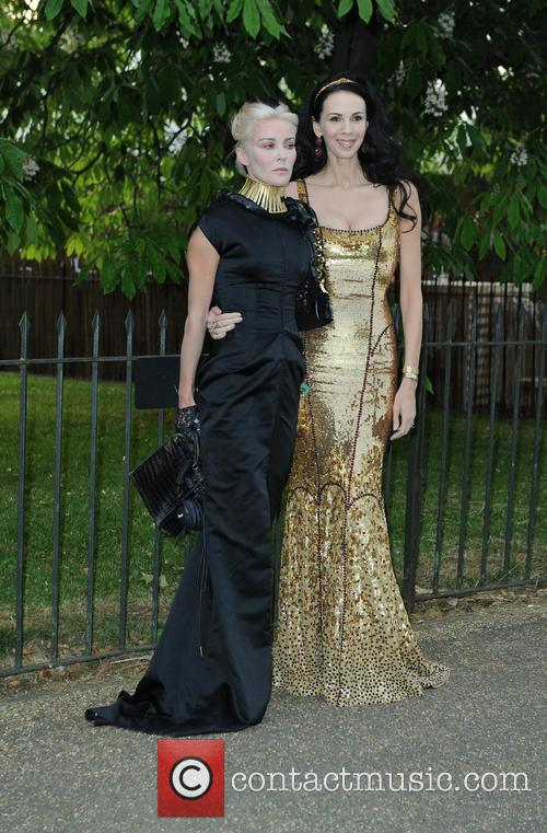 L'wren Scott and Daphne Guinness 9