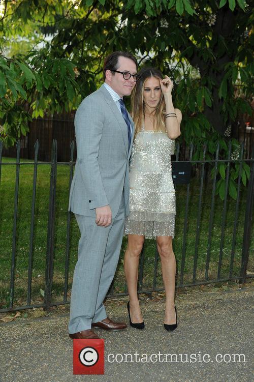 Matthew Broderick and Sarah Jessica Parker 3