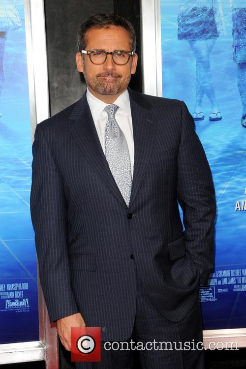 Steve Carell, The Way Way Back Premiere