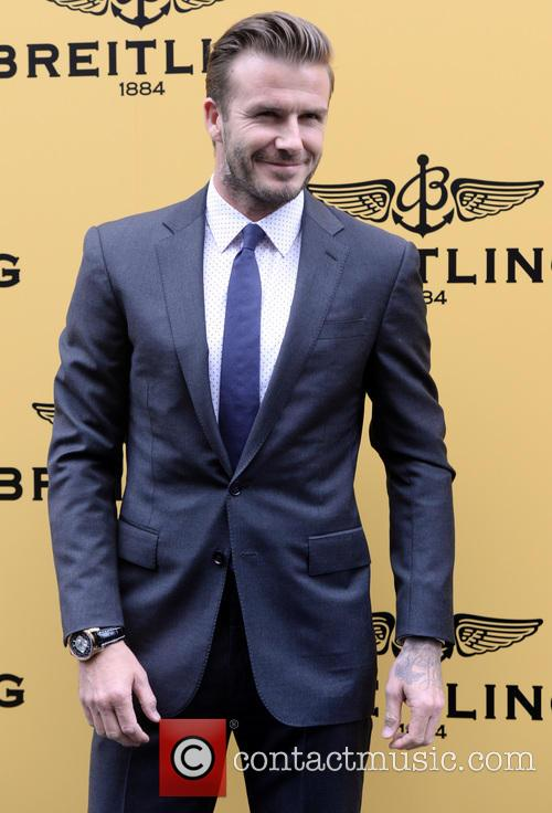 David Beckham 46