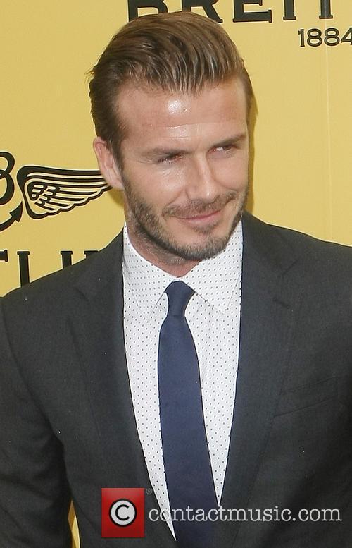 David Beckham 51