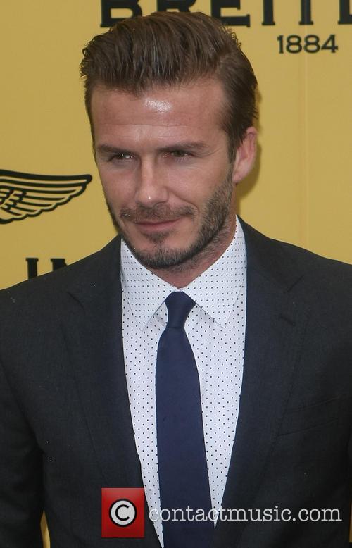 David Beckham 52