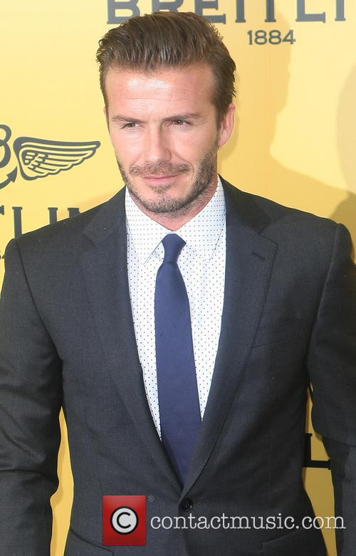 David Beckham 53