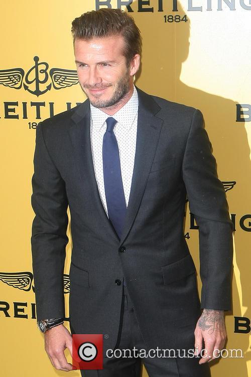 David Beckham 54