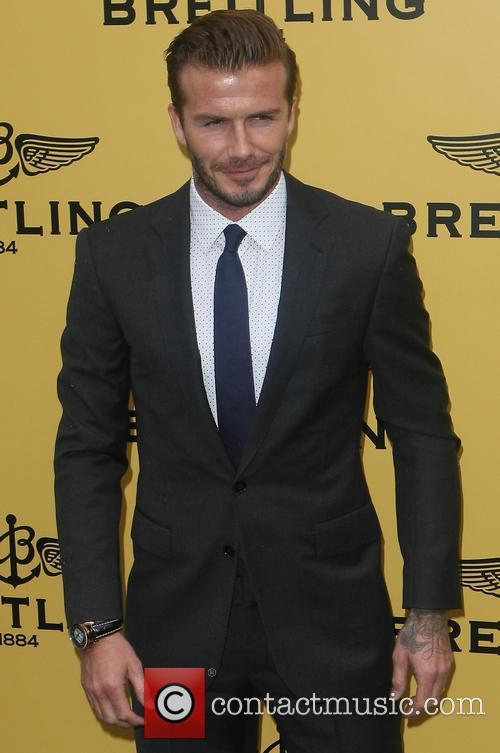 David Beckham 55