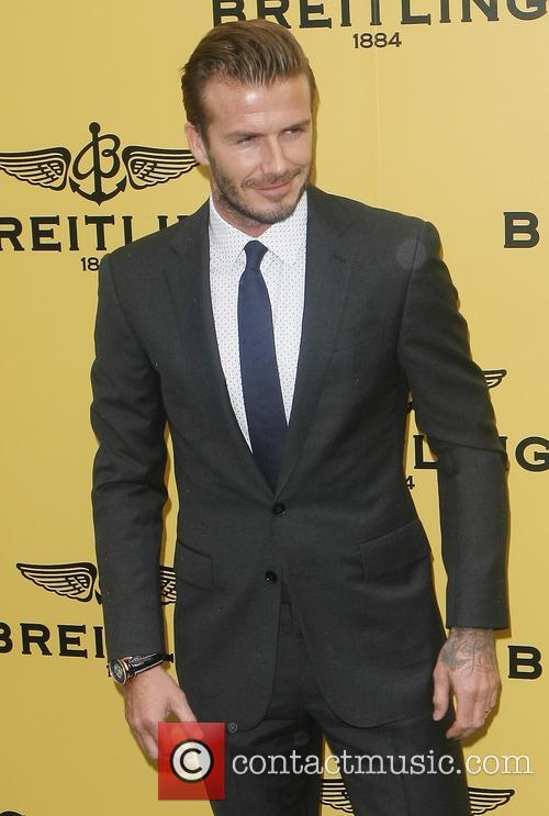 David Beckham 56