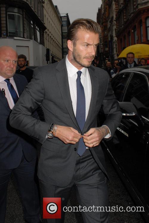David Beckham 57