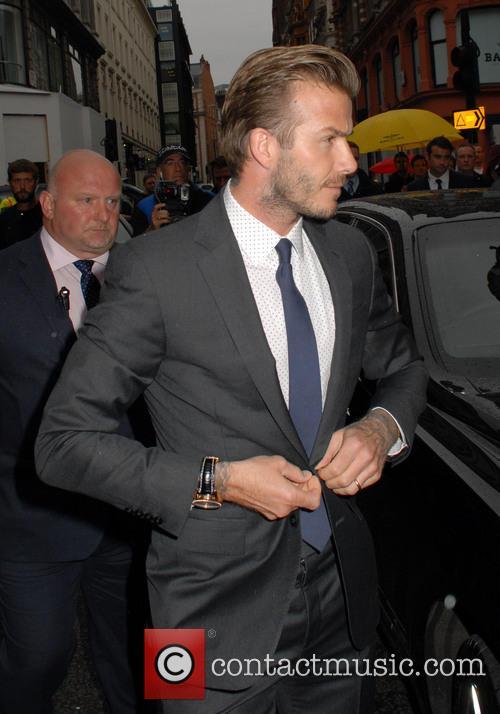 David Beckham 61