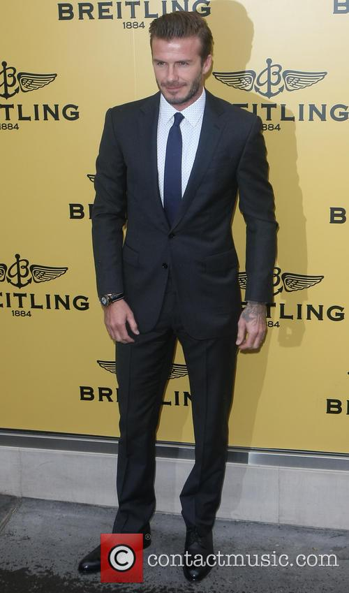 david beckham breitling london store launch 3737741