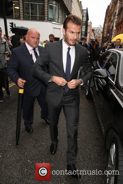 David Beckham 31