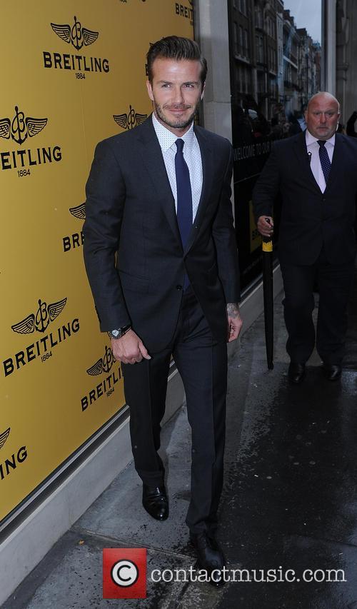 David Beckham 35