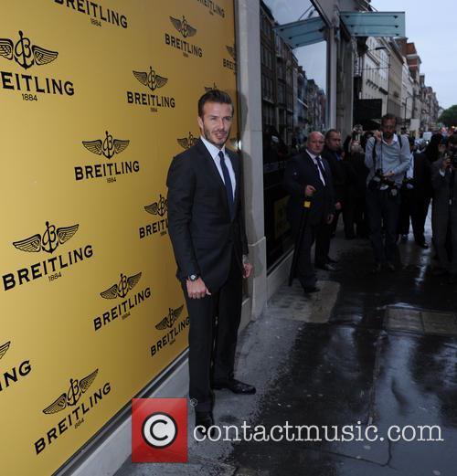 David Beckham, mayfair