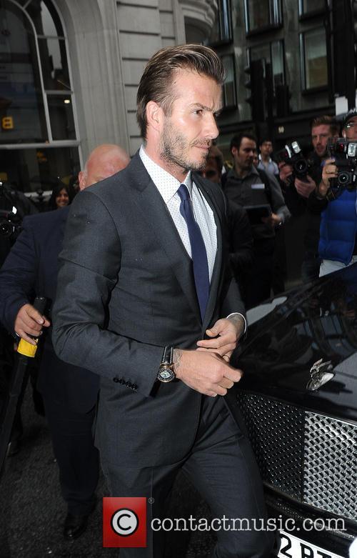 David Beckham 37