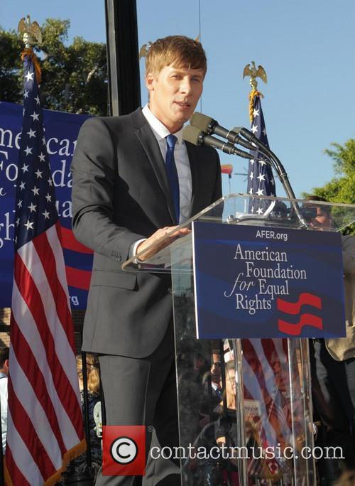 dustin lance black west hollywood rally to 3736979