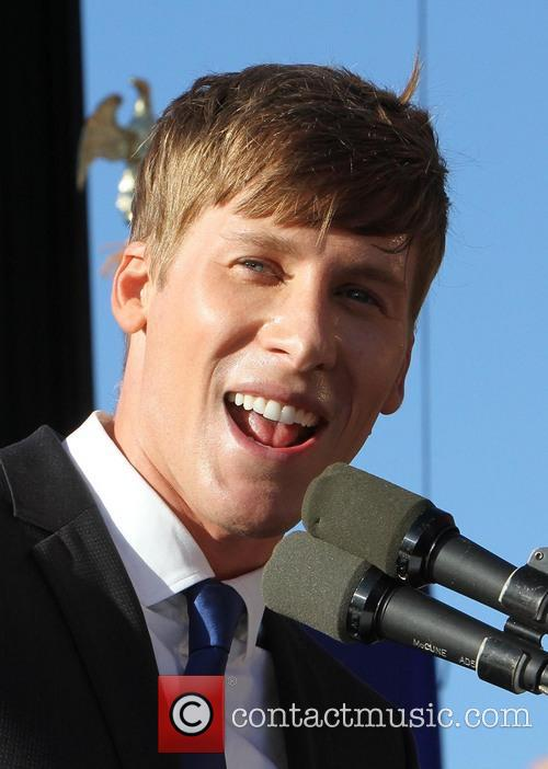 Dustin Lance Black, West Hollywood