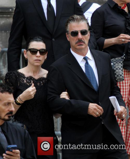 Julianna Margulies and Chris Noth 3