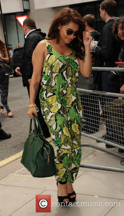 The Saturdays and Vanessa White 10