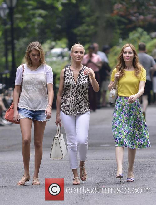 Cameron Diaz, Leslie Mann and Kate Upton 2