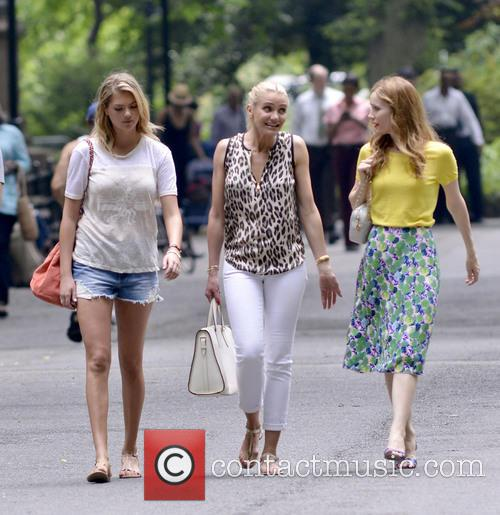 Cameron Diaz, Leslie Mann and Kate Upton 3