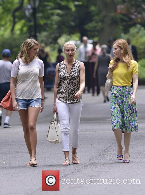 Cameron Diaz, Leslie Mann and Kate Upton 4