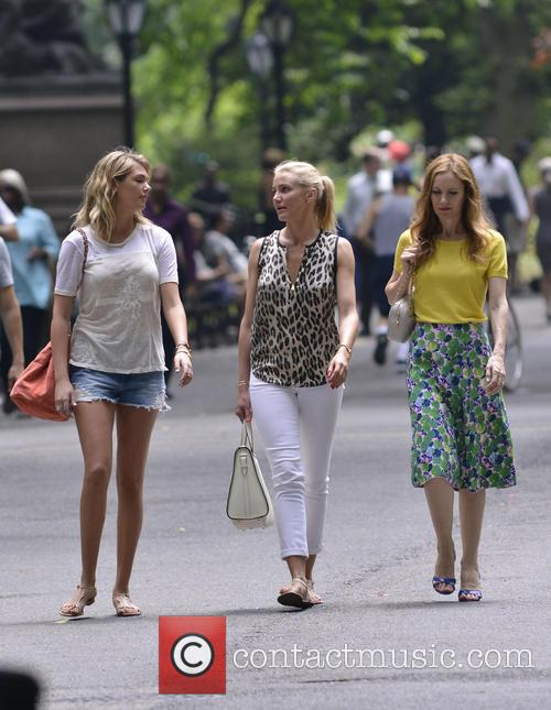 Cameron Diaz, Leslie Mann and Kate Upton 6