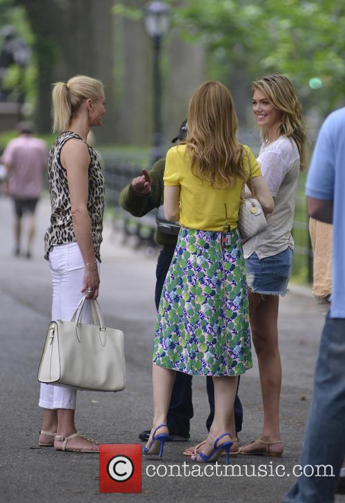 Cameron Diaz, Leslie Mann and Kate Upton 9