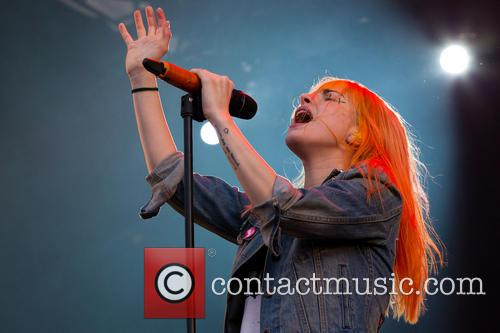 Hayley Williams and Paramore 6