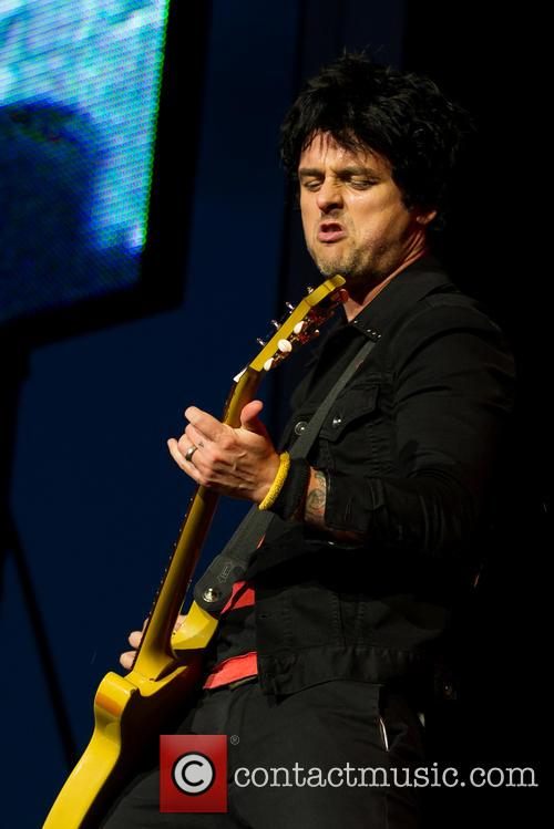 Billie Joe Armstrong and Green Day 3