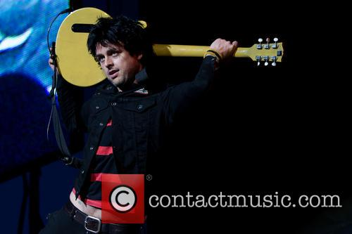 Billie Joe Armstrong and Green Day 5