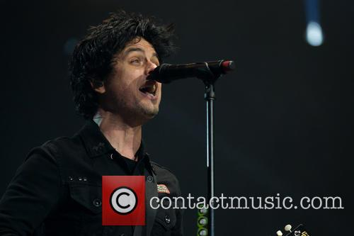 Billie Joe Armstrong and Green Day 8