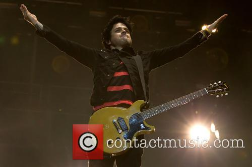 Billie Joe Armstrong and Green Day 11