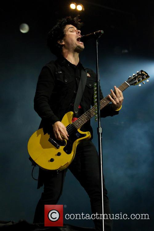 Green Day At Bravella Festival